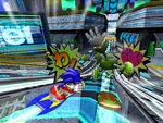 Sonic Riders - Sonic - Level 1