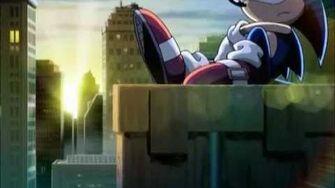 "Sonic X -""Hikaru Michi"""