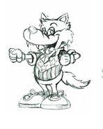Sonic lobo concepto