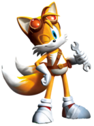 Tails Sonic Boom