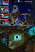 W Sonic Chronicles The Dark Brotherhood Nintendo0DS