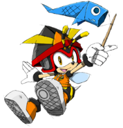 Charmy Bee - Sonic Channel