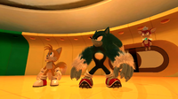 Heroes find the Pickle Sonic Unleashed