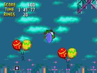 Knuckles-Chaotix-balloons