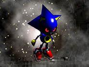 R Artwork Metal Sonic