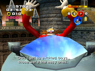 Robot Storm Sonic 17