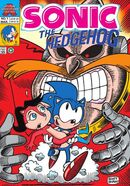 Archie Sonic the Hedgehog Issue 1 (miniserie)