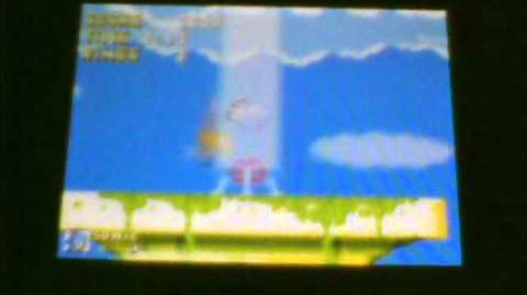 Sonic 3 & Knuckles Sky Sanctuary Zone speedrun 2