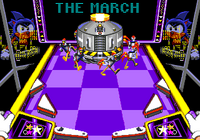 The March Bonus Stage
