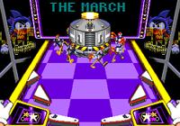 The March Bonus Stage