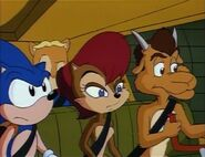 Warp Sonic screenshot