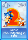 Card 014 (Sonic Rivals)