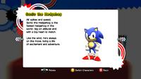 Classic Sonic profile SG