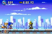 Gemerl vs Sonic y Tails en la ruta 99