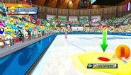 Mario Sonic Olympic Winter Games Gameplay 079