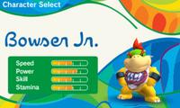 Mario Sonic Rio 3DS Stats 27