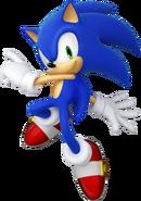 Nowoczesny Sonic Generations