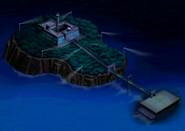 Prison Island Sonic X