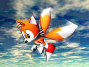 R Artwork Tails