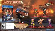 SonicForces bonus PS4