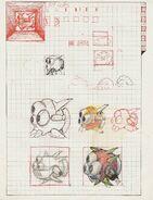 Sonic 2 Badnik koncept 12