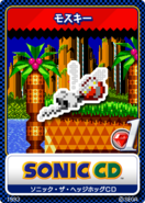 Sonic CD karta 2