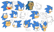 Sonic Mania Adventures koncept 3