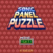 Sonic Panel Puzzle 1