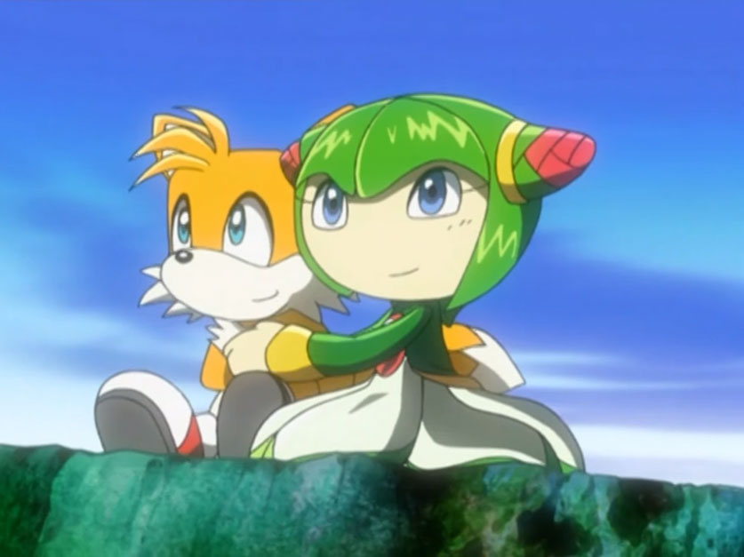 Miles Tails Prower Sonic X Sonic News Network Fandom