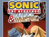 Sonic the Hedgehog: Tangle & Whisper (graphic novel)