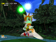 Chaos 4 DC Tails 8