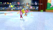 Mario Sonic Olympic Winter Games Gameplay 301