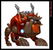 Metal Hound koncept