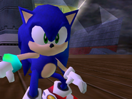 Sonic Adventure DC Cutscene 122