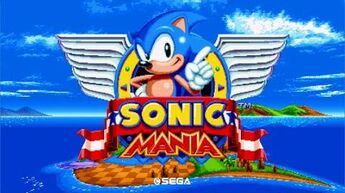 Sonic Mania - 25th Anniversary Debut-1