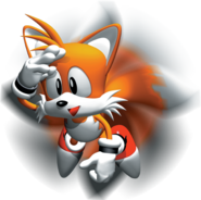 Sonic R Tails