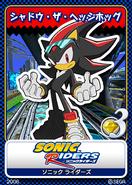 Sonic Riders karta 10