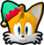 Sonic Runners Christmas Tails Icon