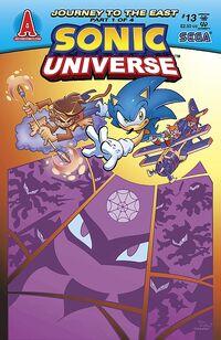 Sonic Universe Numero 13