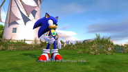 Sonic Unleashed ending 1