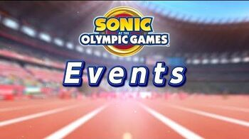 Sonic at the Olympic Games - Tokyo 2020 ¦ Events Preview