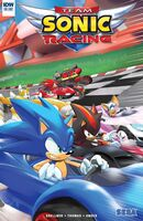 Team Sonic Racing One-Shot