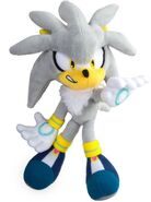 Tomy Collector Series Modern plush Silver