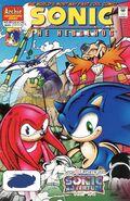 Archie Sonic the Hedgehog Issue 80