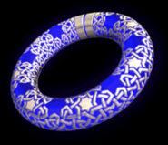 Blue world ring