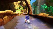 Calidad grafica de el Hedgehog Engine