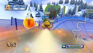 Mario Sonic Olympic Winter Games Gameplay 122