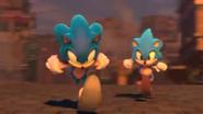 Project Sonic 2017 - Sonics correndo