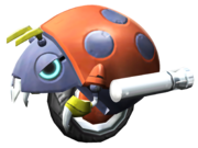 SonicColors Model MotoBug