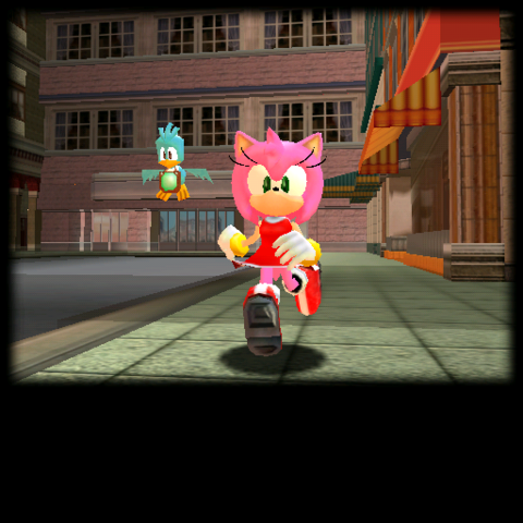 File:Sonic Adventure Credits (Amy 02).png
